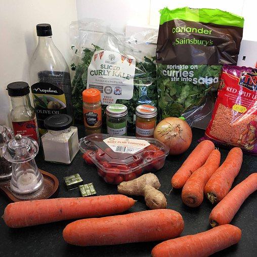 carroot soup vegan ipswich suffolk planting ethics